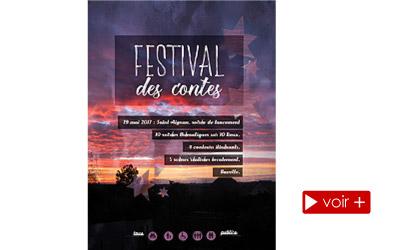 affiche festival commune