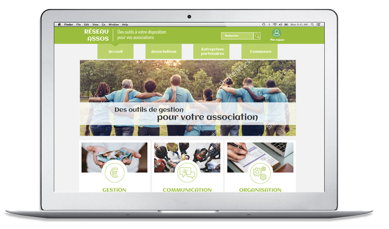 site web graphisme
